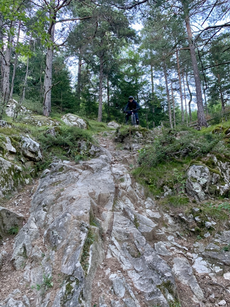 Dolomiten; Transalp 3